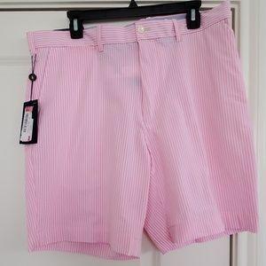 Nwt polo golf 4 way stretch dri fit shorts size 34